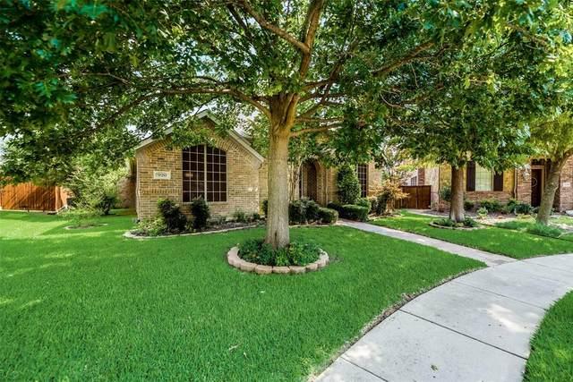 920 Dunleer Drive, Allen, TX 75013 (MLS #14620570) :: Rafter H Realty