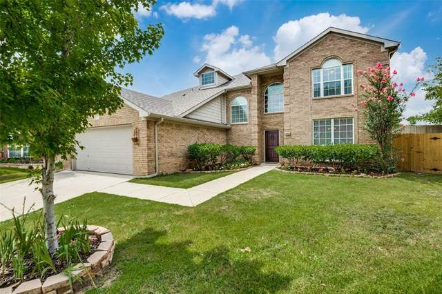 10801 Thorngrove Court, Fort Worth, TX 76052 (MLS #14620583) :: Rafter H Realty