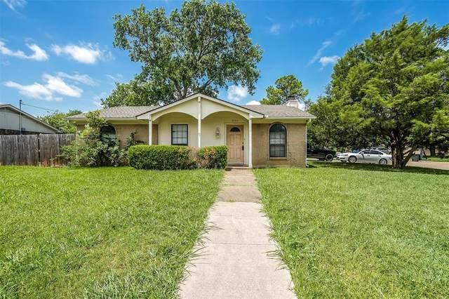 500 S Willow Street, Mansfield, TX 76063 (MLS #14620590) :: The Mauelshagen Group
