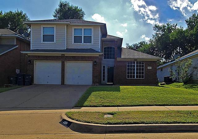 4351 Slick Rock Chase, Fort Worth, TX 76040 (MLS #14620615) :: Real Estate By Design