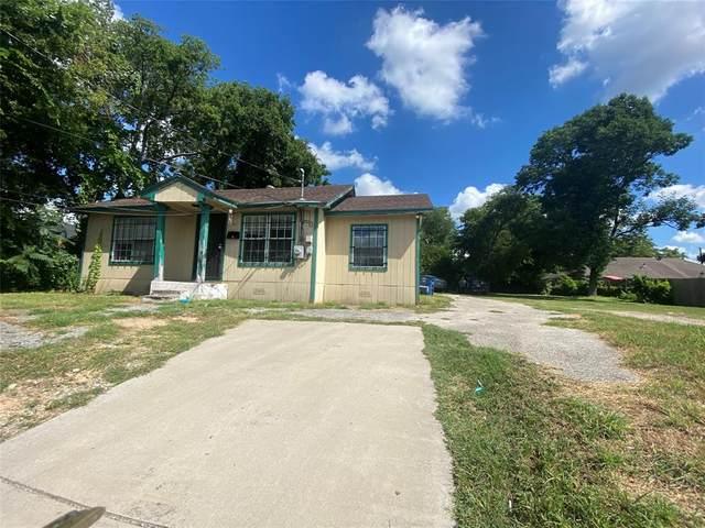 1911 E Ledbetter Drive, Dallas, TX 75216 (MLS #14620633) :: The Hornburg Real Estate Group