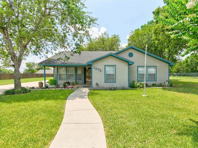 2572 Bruce, Fort Worth, TX 76111 (MLS #14620666) :: Real Estate By Design