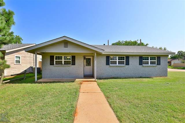 3802 Janice Lane, Abilene, TX 79603 (MLS #14620685) :: The Krissy Mireles Team