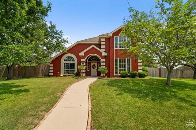 702 Oak Trail Drive, Brownwood, TX 76801 (MLS #14620719) :: Jones-Papadopoulos & Co
