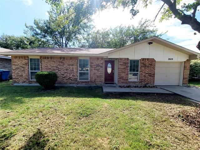 2609 Baylor Drive, Rowlett, TX 75088 (MLS #14620734) :: The Juli Black Team