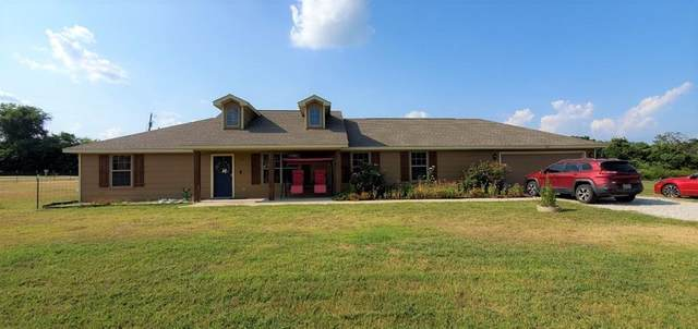 120 Toowoomba Lane, Weatherford, TX 76085 (MLS #14620736) :: Real Estate By Design