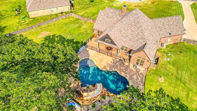 152 Eagles Crest Lane, Weatherford, TX 76087 (MLS #14620767) :: Wood Real Estate Group