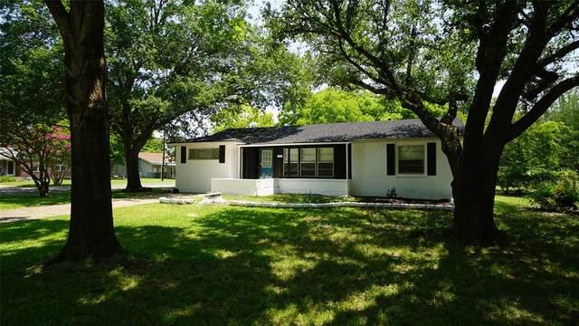 2006 Liberty Street, Bonham, TX 75418 (MLS #14620782) :: 1st Choice Realty
