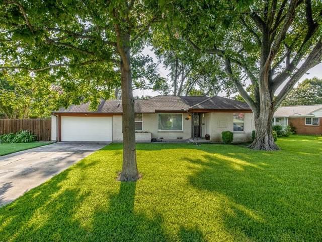 1618 Marion Drive, Garland, TX 75042 (MLS #14620784) :: Rafter H Realty