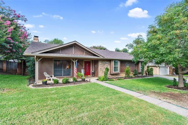 720 Sandra Lane, Burleson, TX 76028 (MLS #14620822) :: The Property Guys
