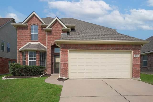 4821 Lemon Grove Drive, Fort Worth, TX 76135 (MLS #14620846) :: Real Estate By Design