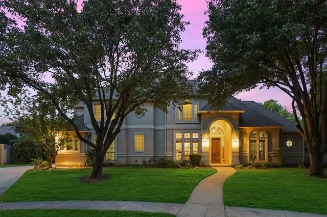 2604 Medlin Court, Southlake, TX 76092 (MLS #14620849) :: Real Estate By Design