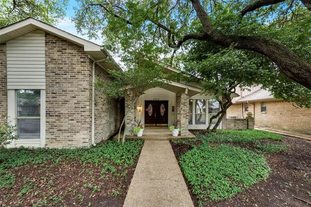 6912 Vista Willow Drive, Dallas, TX 75248 (MLS #14620881) :: The Krissy Mireles Team