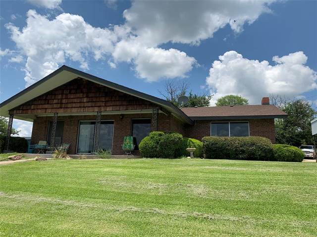 208 County Road 246, Sweetwater, TX 79556 (MLS #14620889) :: Rafter H Realty