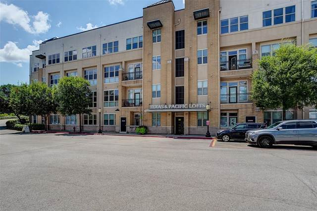 201 W Lancaster Avenue #108, Fort Worth, TX 76102 (MLS #14620890) :: The Mitchell Group