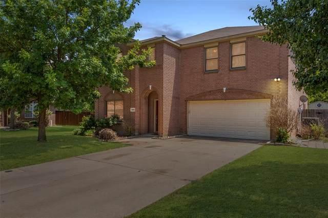 1405 Constantina Drive, Denton, TX 76207 (MLS #14620891) :: Rafter H Realty