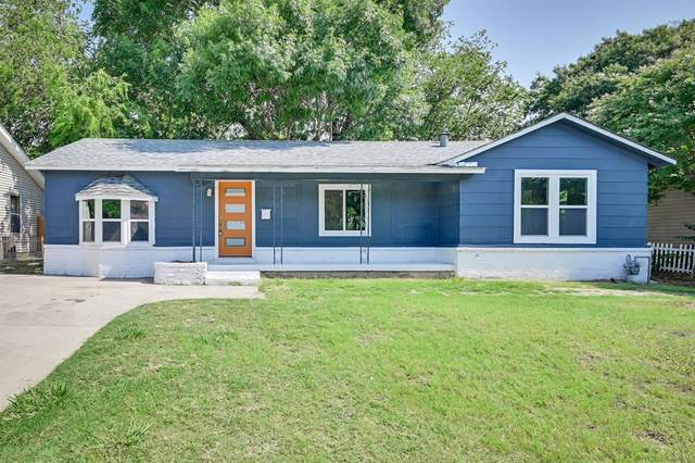 5217 Vicki Street, Haltom City, TX 76117 (MLS #14620916) :: Real Estate By Design