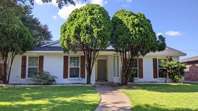11655 Mcrae Road, Dallas, TX 75228 (MLS #14620927) :: Real Estate By Design