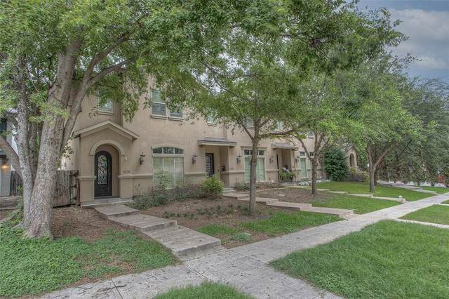 5030 Pershing Avenue, Fort Worth, TX 76107 (MLS #14620994) :: Real Estate By Design