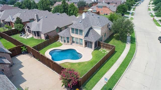 2247 Wildrose Drive, Little Elm, TX 75068 (MLS #14621004) :: 1st Choice Realty