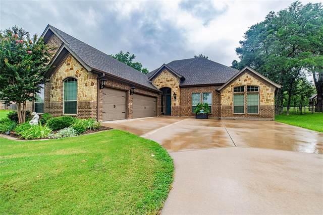 10403 Ravenswood Road, Granbury, TX 76049 (MLS #14621030) :: Maegan Brest | Keller Williams Realty