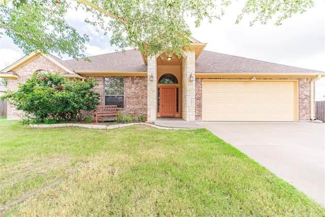 809 Wandering Court, Granbury, TX 76049 (MLS #14621032) :: The Mauelshagen Group