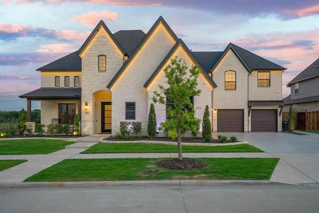 3671 Torrance Boulevard, Frisco, TX 75034 (MLS #14621052) :: Feller Realty
