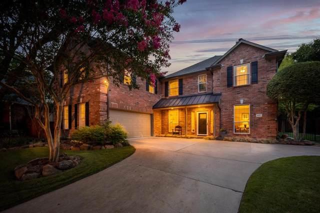 401 Appalachian Way, Mckinney, TX 75071 (MLS #14621077) :: Wood Real Estate Group