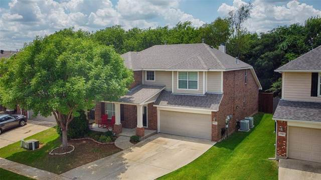 15465 Adlong Drive, Fort Worth, TX 76262 (MLS #14621113) :: Wood Real Estate Group