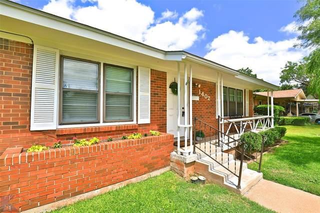 1402 Glenhaven Drive, Abilene, TX 79603 (MLS #14621122) :: Rafter H Realty