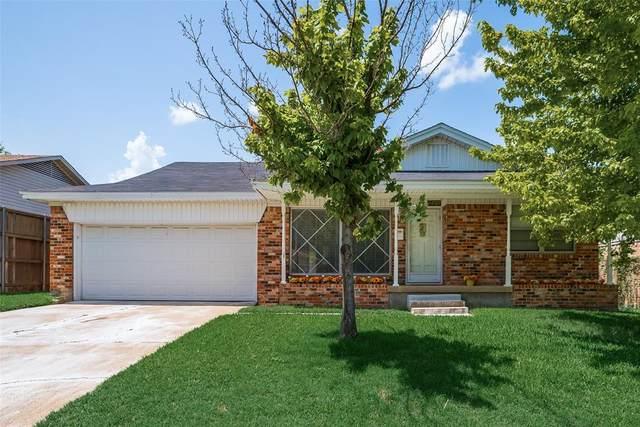 1201 Atlanta Drive, Garland, TX 75041 (MLS #14621134) :: Rafter H Realty