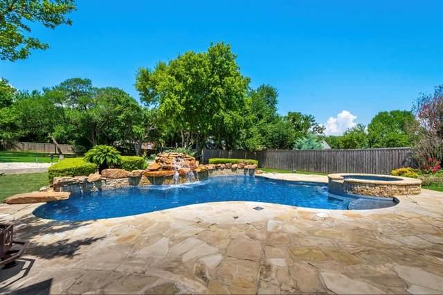 3401 Anthony Circle, Rowlett, TX 75088 (MLS #14621143) :: The Property Guys