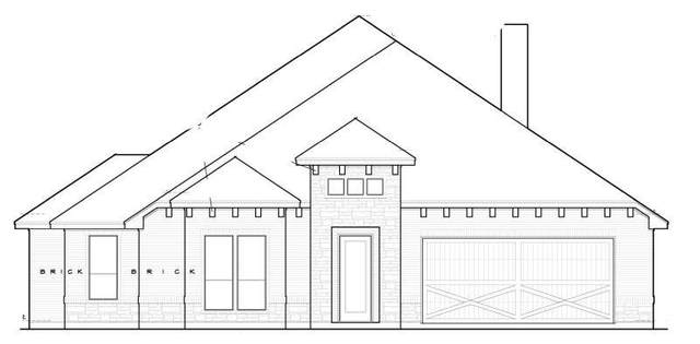 1201 Crown Valley Drive, Weatherford, TX 76087 (MLS #14621144) :: Real Estate By Design