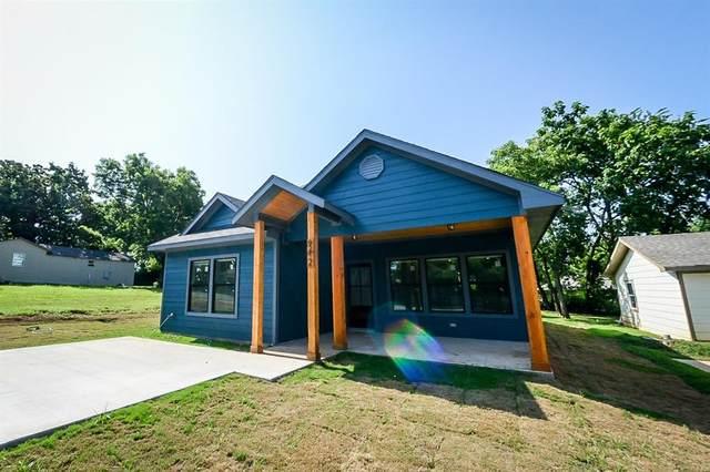 912 W Wilde Street, Denison, TX 75020 (MLS #14621147) :: Real Estate By Design