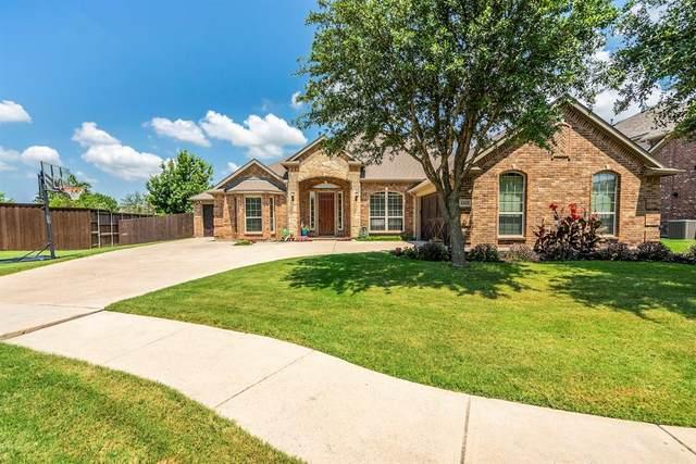 1411 Montebello Drive, Prosper, TX 75078 (MLS #14621159) :: The Daniel Team