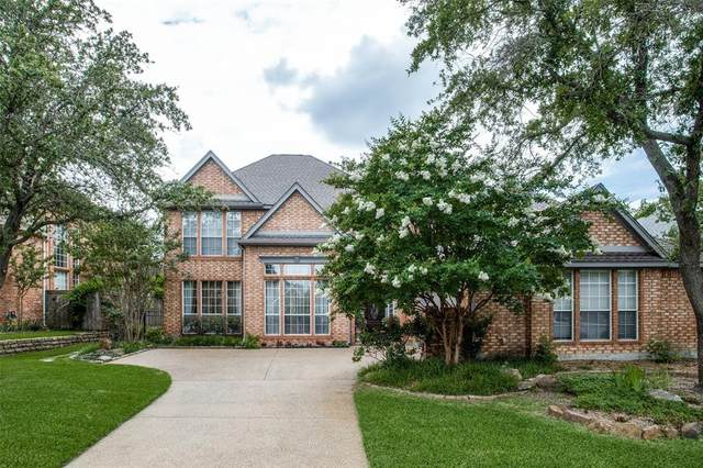 1116 Lakewood Drive, Mckinney, TX 75072 (MLS #14621177) :: Front Real Estate Co.