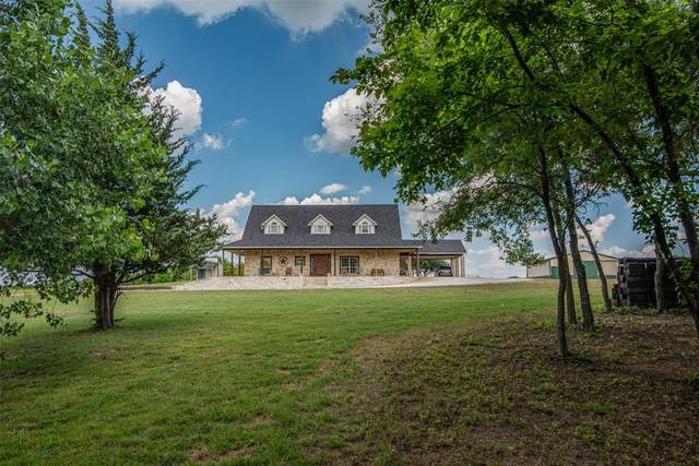 110 Pr 2218, Decatur, TX 76234 (MLS #14621224) :: Real Estate By Design