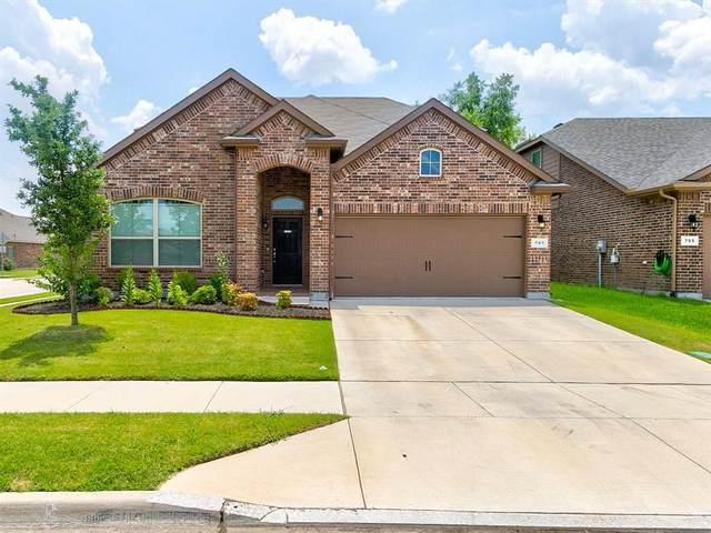 701 Gold Hill Trail, Fort Worth, TX 76052 (MLS #14621233) :: The Krissy Mireles Team