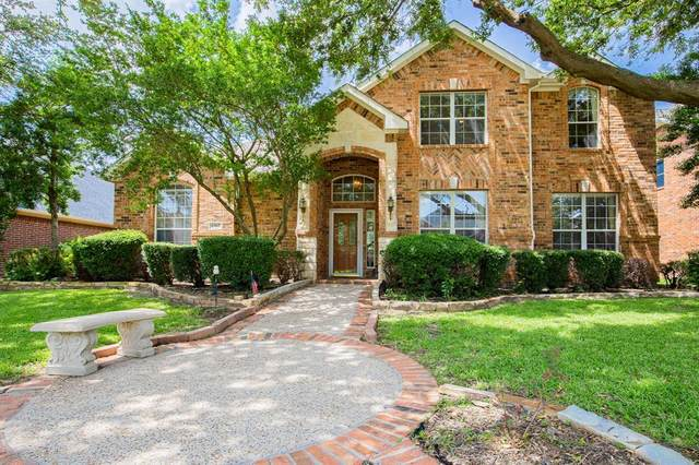 4567 Risinghill Drive, Plano, TX 75024 (MLS #14621252) :: The Mauelshagen Group