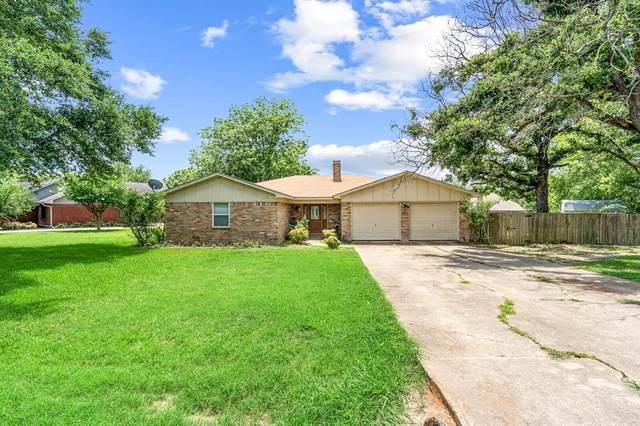417 Peachtree Street, Fairfield, TX 75840 (MLS #14621262) :: Wood Real Estate Group