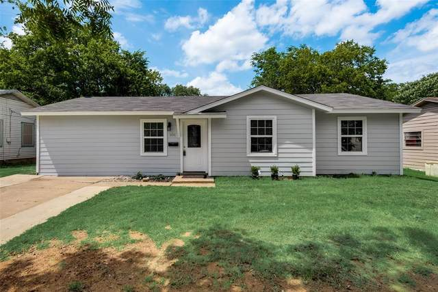 106 Fannin Drive, Euless, TX 76039 (MLS #14621270) :: The Mitchell Group