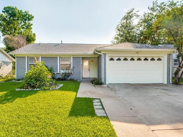 705 N Cottonwood Drive, Richardson, TX 75080 (MLS #14621275) :: Real Estate By Design