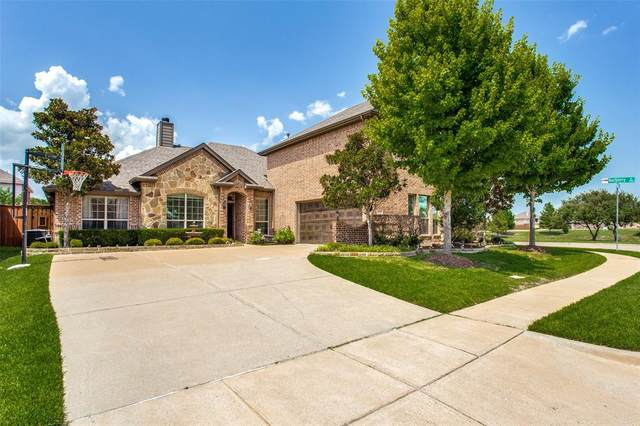 1721 Stonewick Drive, Allen, TX 75002 (MLS #14621276) :: Rafter H Realty