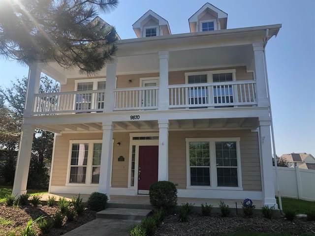 9870 Walnut Hill Drive, Providence Village, TX 76227 (MLS #14621303) :: Rafter H Realty