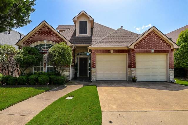 1715 Masters Drive, Desoto, TX 75115 (MLS #14621309) :: Rafter H Realty