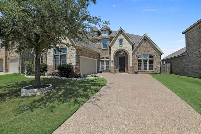 4409 Elmgreen Drive, Fort Worth, TX 76262 (MLS #14621345) :: Real Estate By Design