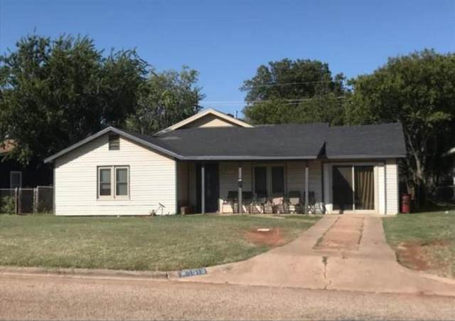 1018 Shelton Street, Abilene, TX 79603 (MLS #14621359) :: The Chad Smith Team