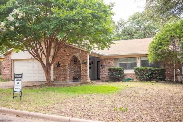 3804 Sugar Ridge Road, Fort Worth, TX 76133 (MLS #14621391) :: The Krissy Mireles Team