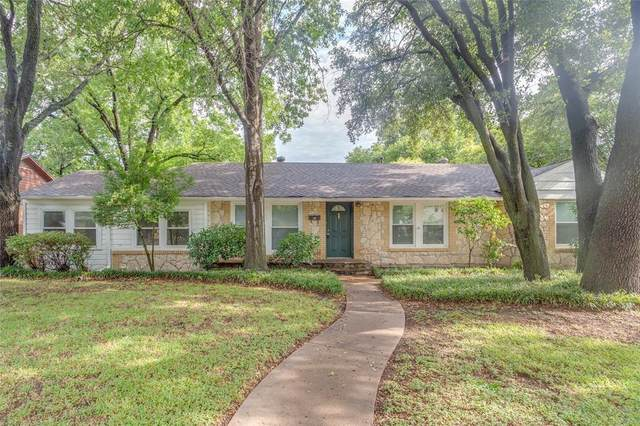 3504 Corto Avenue, Fort Worth, TX 76109 (MLS #14621415) :: Wood Real Estate Group