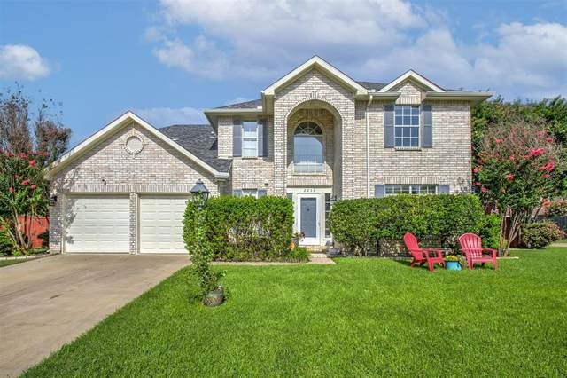 2213 Brooklake Street W, Denton, TX 76207 (MLS #14621470) :: The Mitchell Group